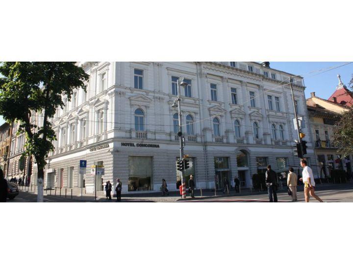 Hotel Concordia, Targu Mures