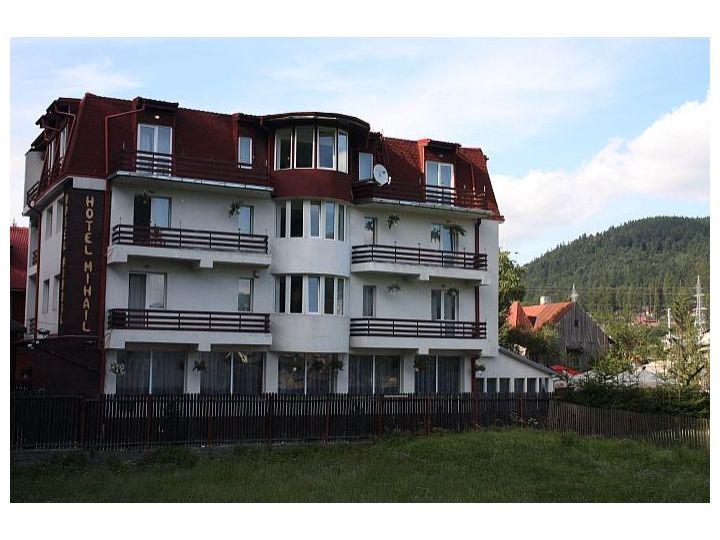 Vila Mihail, Busteni