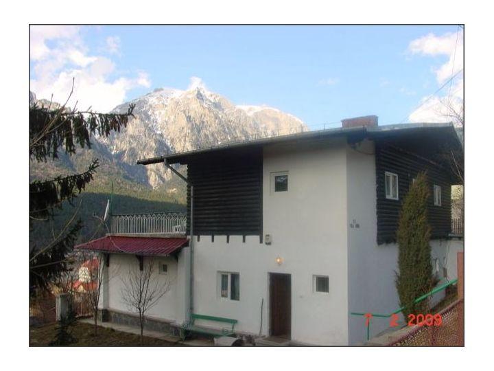 Vila Mura, Busteni