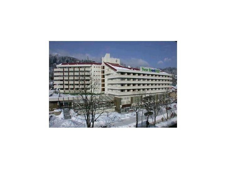 Hotel New Montana, Sinaia