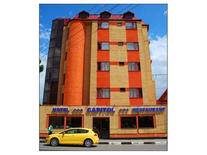 Hotel Capitol, Valenii De Munte