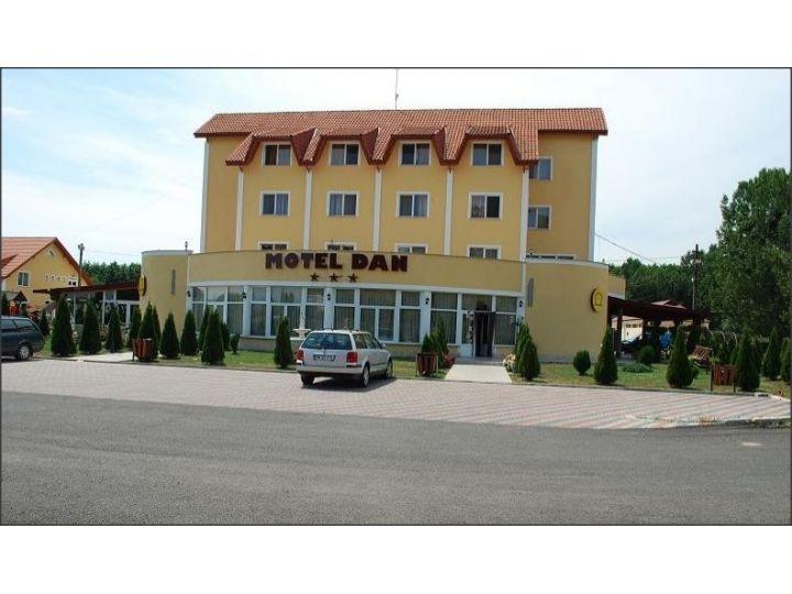 Motel Dan, Livada