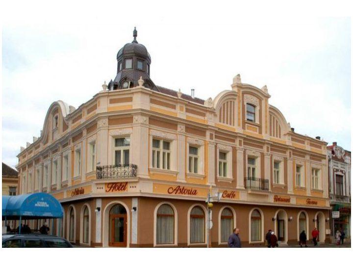 Hotel Astoria, Satu Mare oras