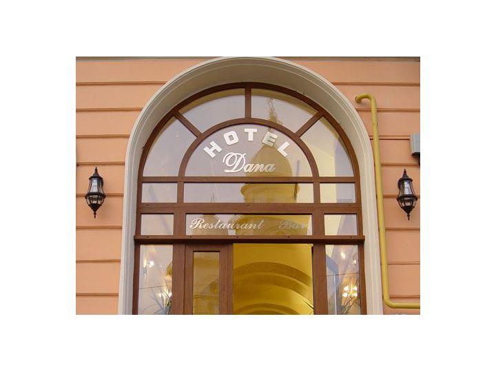 Hotel Dana 2, Satu Mare oras