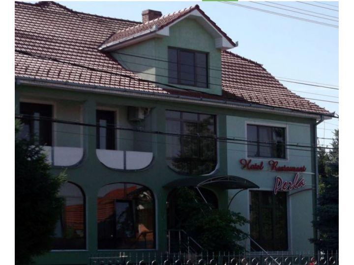 Hotel Perla, Satu Mare oras