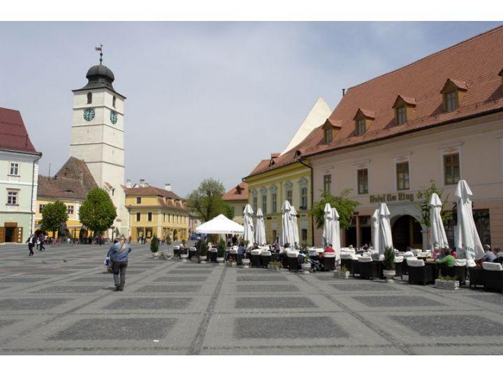 Hotel Am Ring, Sibiu-Oras