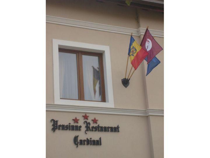 Pensiunea Cardinal, Sibiu-Oras