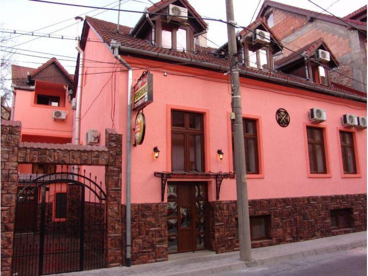 Pensiunea Hermannstadt, Sibiu-Oras