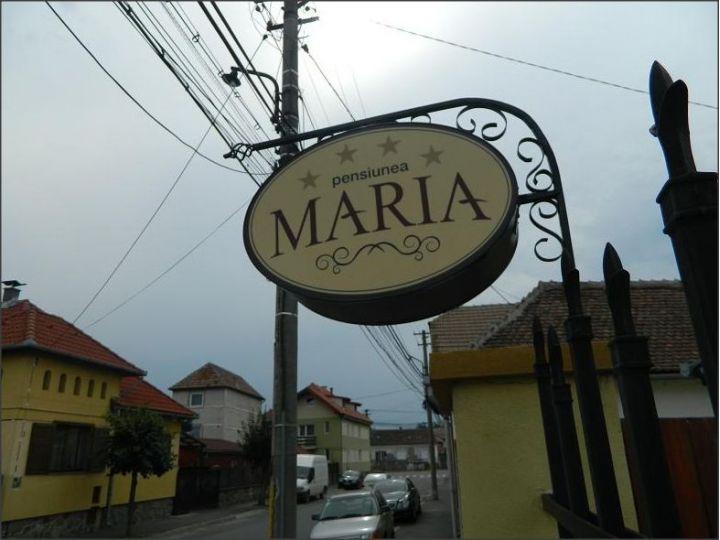 Pensiunea Maria, Sibiu-Oras