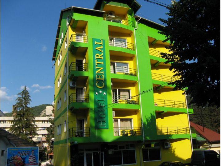 Hotel Central, Baile Olanesti