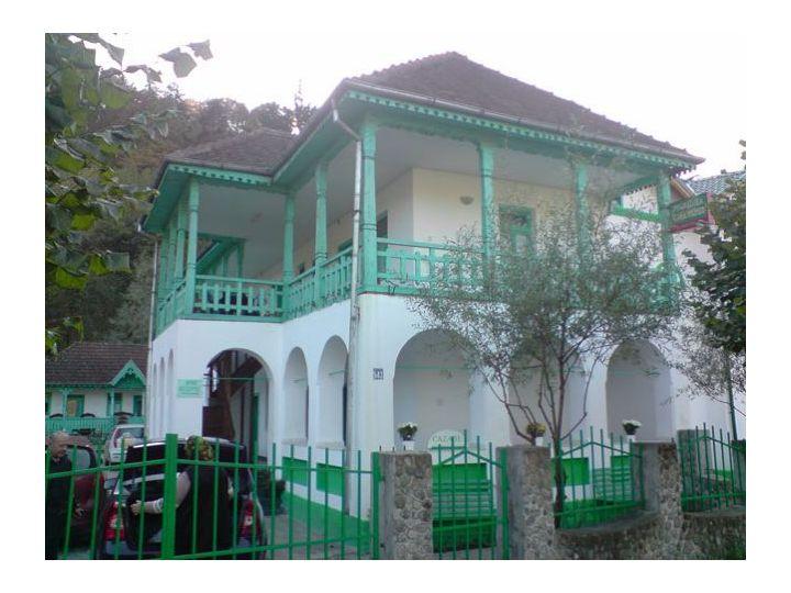 Vila Casa Verde, Calimanesti-Caciulata