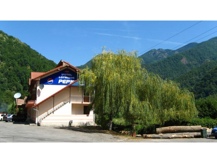 Motel Lotrisor, Calimanesti-Caciulata