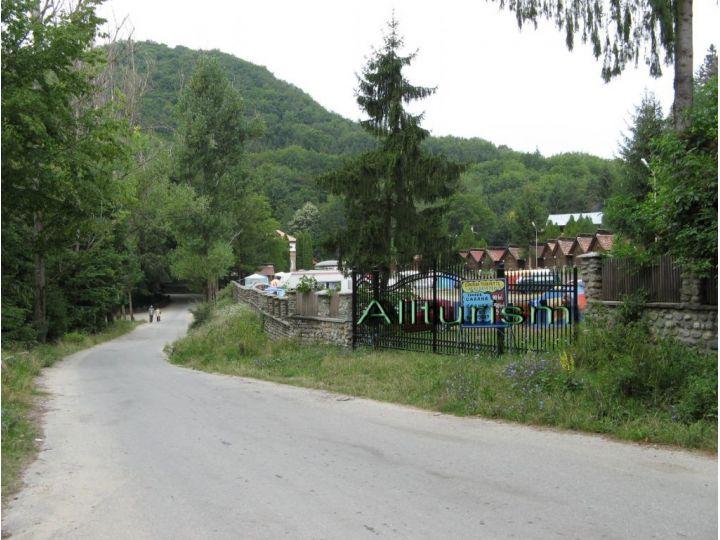 Complex turistic Comanca, Baile Olanesti