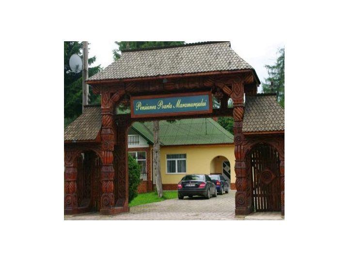 Pensiunea Poarta Maramuresului, Ocna Sugatag