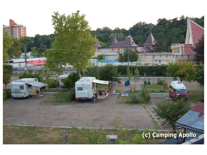 Campingul Apollo, Baile Felix