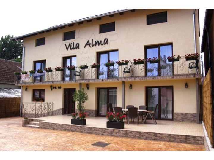 Vila Alma, Baile Felix