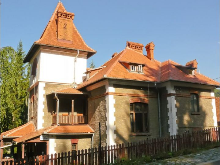 Vila Retezat, Sinaia