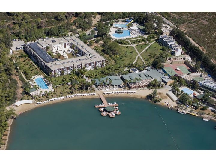 Hotel Crystal Green Bay Resort, Bodrum