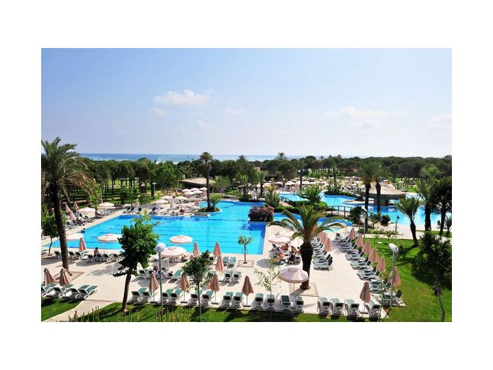 Hotel Gloria Golf Resort, Belek