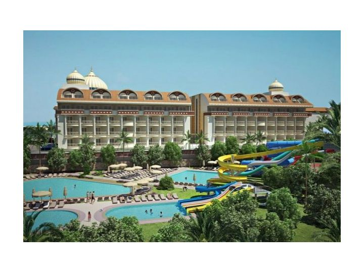 Hotel Kirman Hotels Belazur