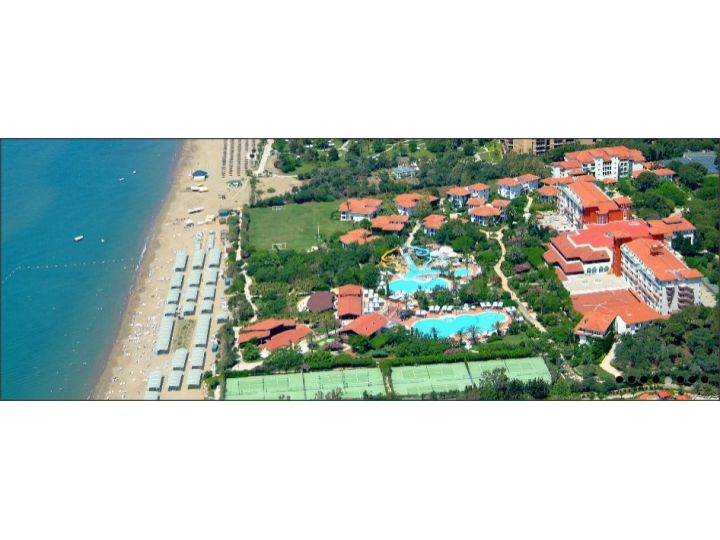 Hotel Belconti Resort, Belek