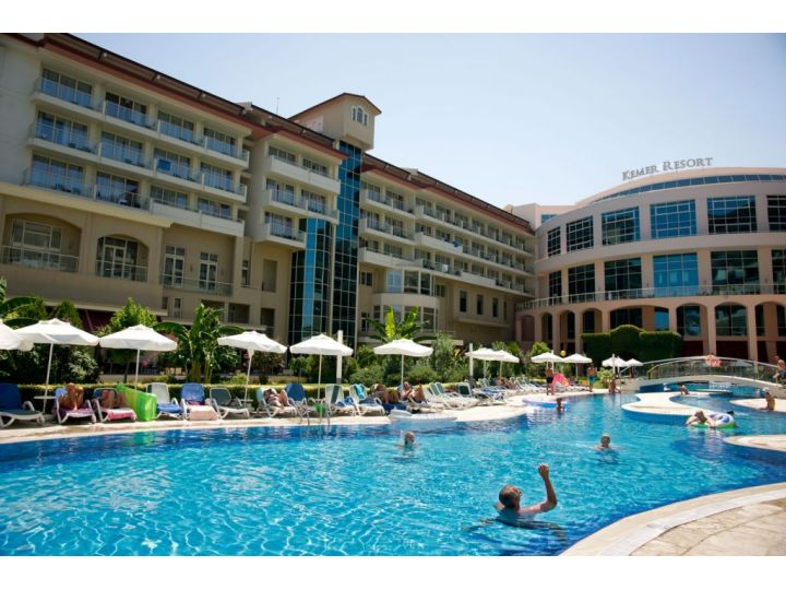 Hotel Barut Resort, Kemer