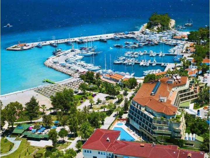 Hotel Sensimar Turkiz Marina & SPA, Kemer