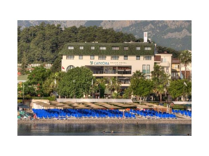 Hotel L'Ancora Beach