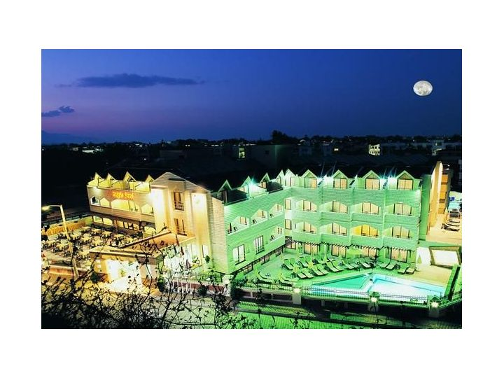 Hotel Magic, Kemer