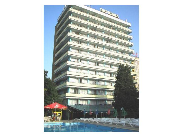 Hotel Varshava, Nisipurile de Aur