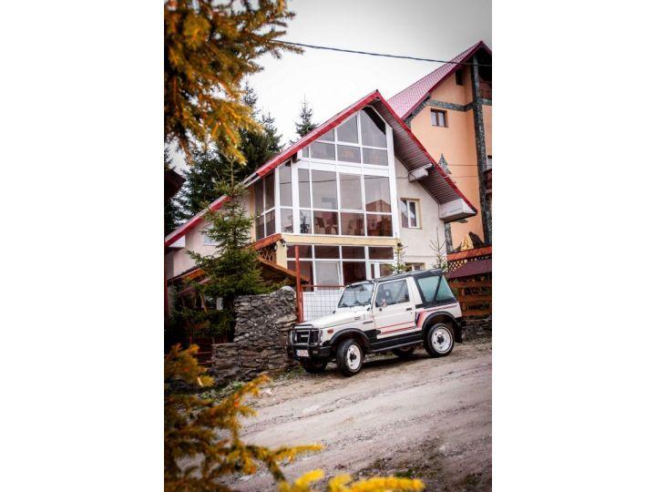 Pensiunea Casa TYK, Ranca