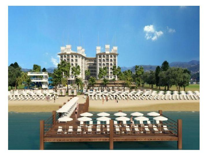 Hotel Quattro Beach & Spa, Alanya