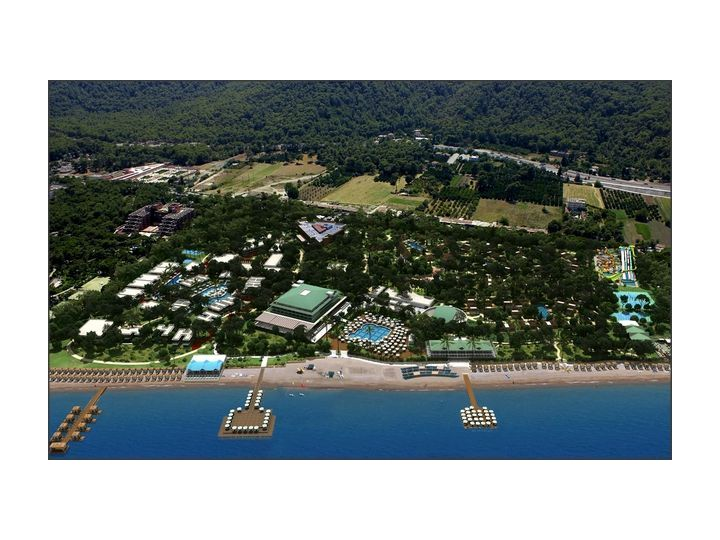 Hotel Crystal Nirvana Lagoon Villas Suites & Spa, Kemer