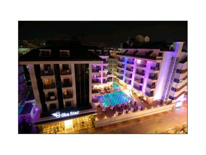 Hotel Oba Star, Alanya