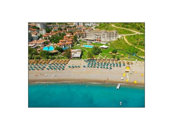 Hotel Justiniano Deluxe Resort, Alanya