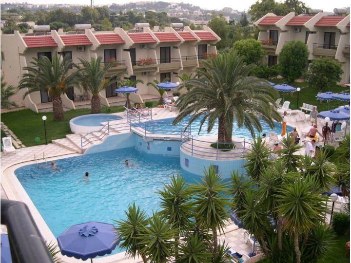 Hotel Virginia Family Hotel & Suites, Insula Rhodos