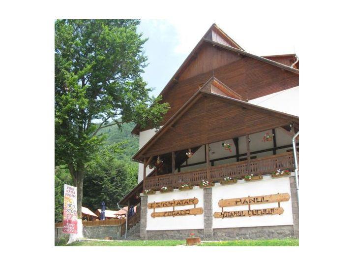 Popasul turistic Hanul Hotarul Ciucului, Baile Tusnad