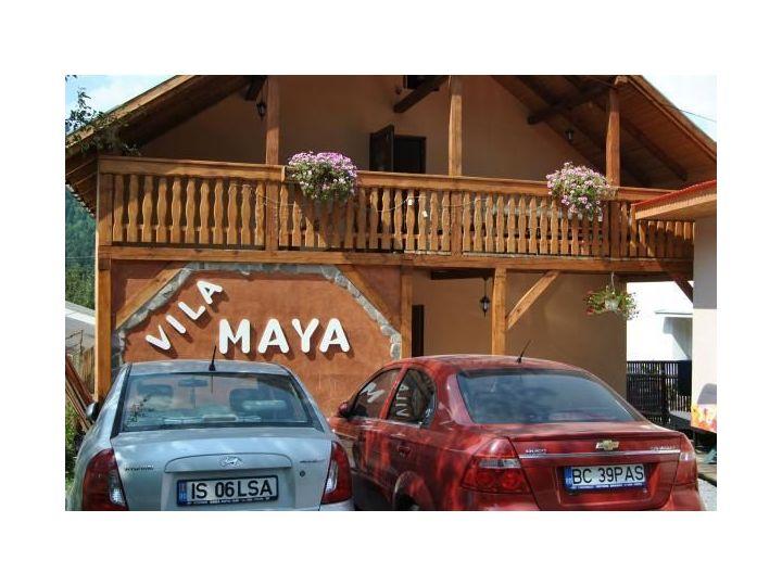 Vila Maya, Baile Tusnad