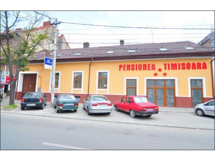 Pensiunea Timisoara, Timisoara