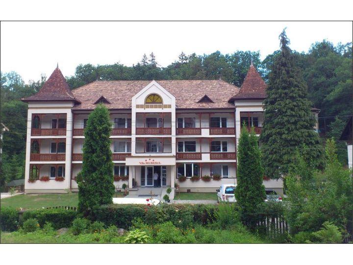 Hotel Muresul, Sovata