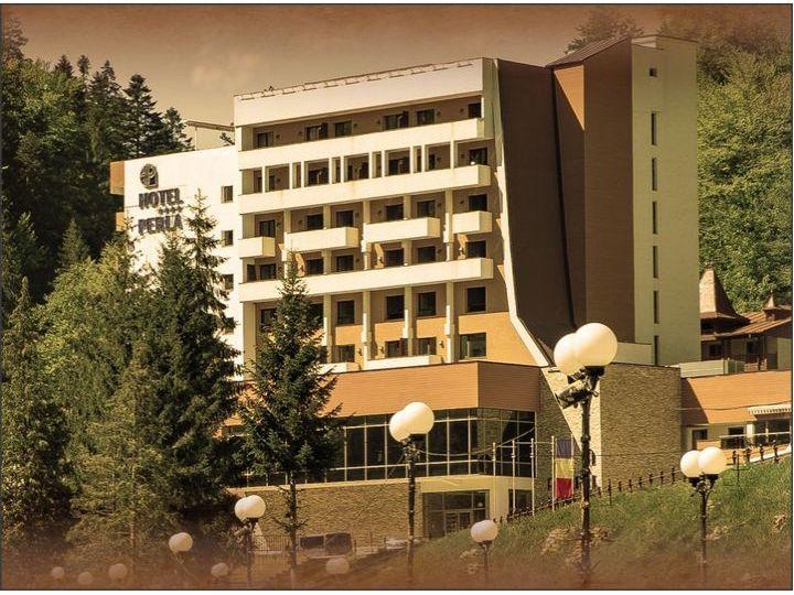 Hotel Perla, Slanic Moldova
