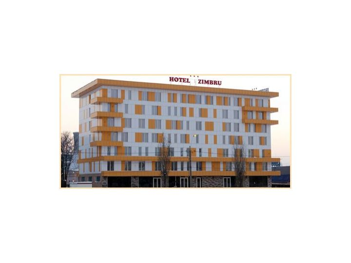 Hotel Zimbru, Iasi oras