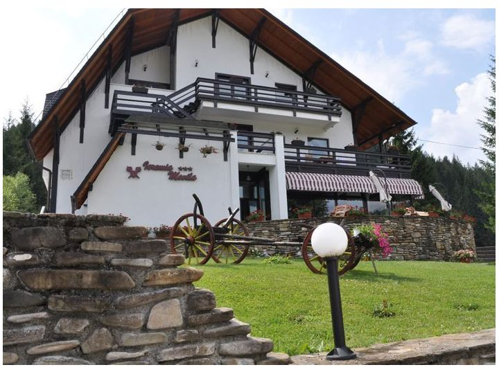 Motel Ieremia Movila, Sucevita