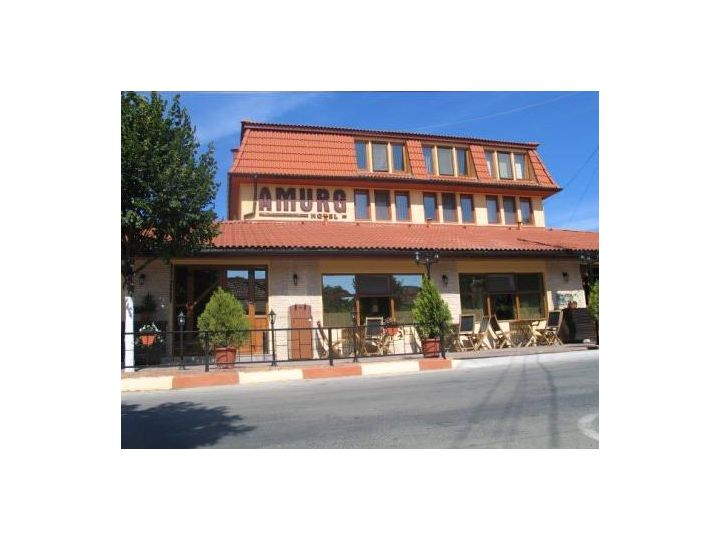 Hotel Amurg, Eforie Sud