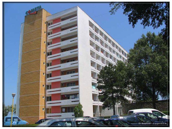 Hotel Cometa, Jupiter