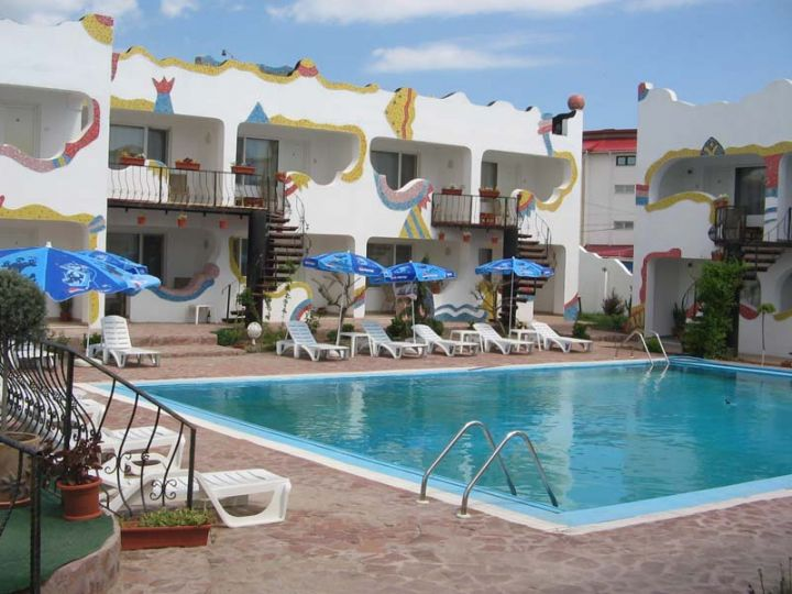 Hotel Laguna, Vama Veche