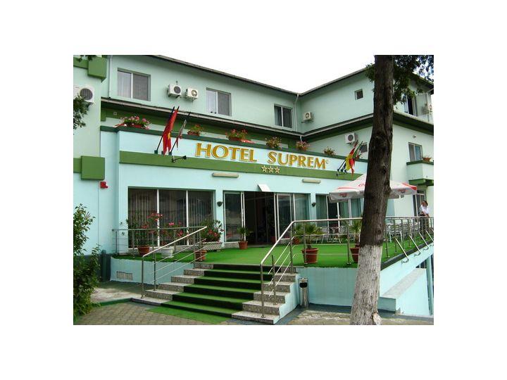 Hotel Suprem, Baile Olanesti