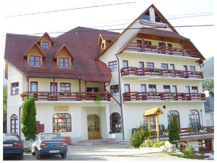 Hotel Cerbul, Borsa