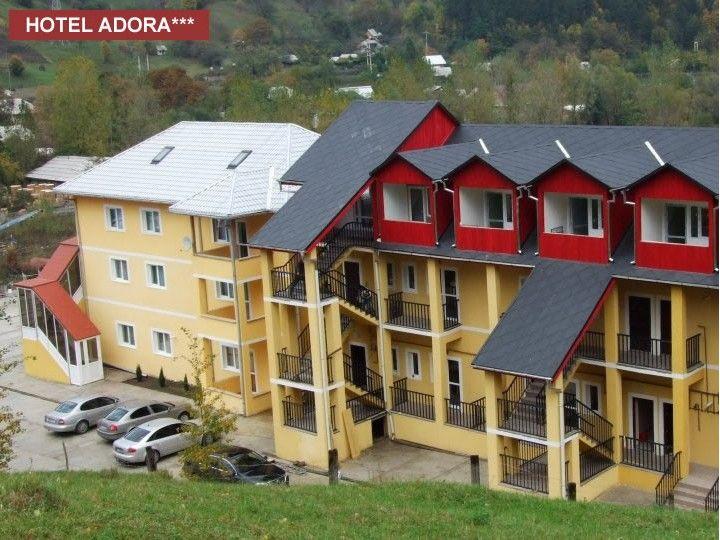 Hotel Adora, Bicaz