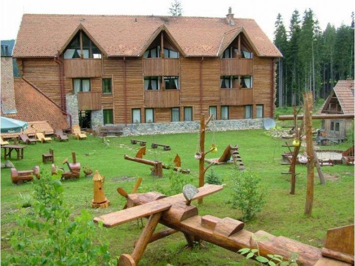 Hotel Fortuna, Baile Tusnad